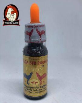 Nhỏ Đá MEGA STR 20000 cho gà tre và gà nòi - Chiết Lẻ x 2cc