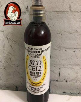 Red Cell Dinh Dưỡng Nuôi Gà Đá Của Mỹ - Chai Chiết 100ml